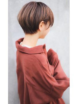 20代30代40代50代大人可愛いひし形丸み絶壁解消ショート黒髪