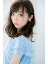 *LOREN*秋冬人気!ショコラブラウン×モテふわデジタルパーマ .37