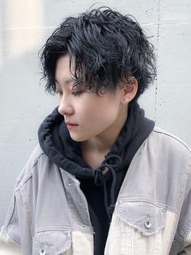 【BREEN原宿】ジェンダーレススパイラルパーマ/KAHO