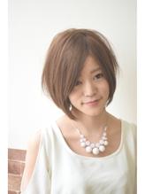 大人かわいいショートレイヤーボブ☆ マニッシュ.59
