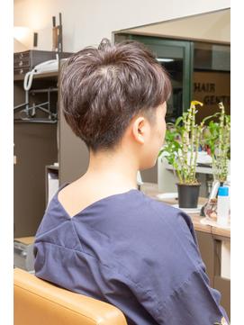 ベリーショート 【 ツーブロック × 個性的 × 刈り上げ 】