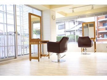 ロコベ ヘアーアンドメイク(Roco.be hair&make)(広島県安芸郡府中町/美容室)