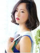 【jurer☆松田】 やさしく清純な黒髪ナチュラルボブ☆ 清純.44