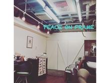 ピースオンフレーム(PEACE ON FRAME)