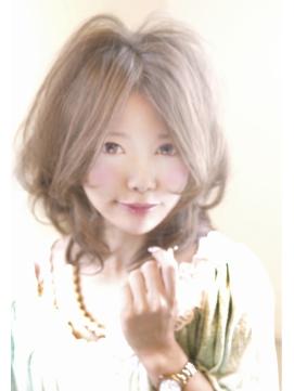 【Calonhair富小路】Leaf セミディ(小路 慎一郎)