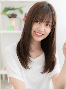 【macaron】モテ髪☆さら艶ストレート