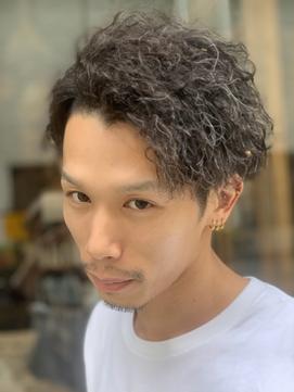 2019年秋メンズ完全版】ツイストのヘアスタイル・ヘアアレンジ