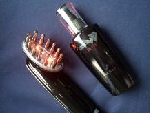頭皮科学を考えて作られたDR.SCALP!専用マッサージ機で頭皮活性
