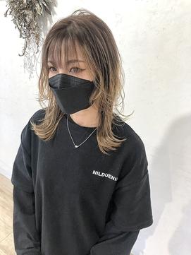 ロングウルフ/熊田佳奈子