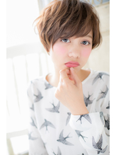 *mod's姪浜*…アシンメトリーな女っぷりショートb 小頭.50