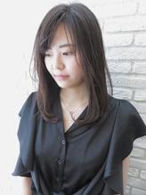 【Merry Land日吉】益満 内巻きワンカール(ストレートアイロン).1