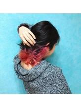 インナーカラー×ピンク.28