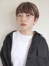 【beff2F】ショート×前髪パーマ.51