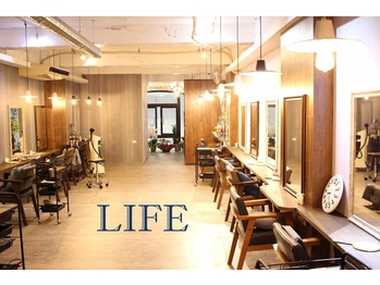 ライフ(LIFE)(熊本県熊本市/美容室)