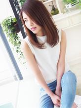 【ジュレベール 松田】 大人女子ワンカールストレートセミディ☆ 大人女子.58