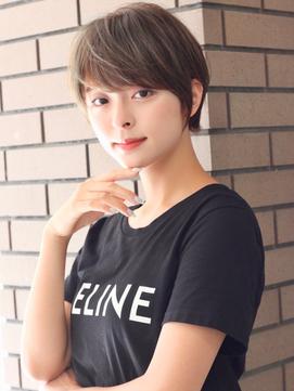 【nex表参道】前髪 セシルカット 大人かわいい イメチェン