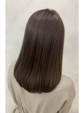 【Euphoria山村】 髪質改善で作る理想のサラサラロング【銀座】