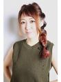 【新宿TOMCAT】三つ編みアレンジスタイル