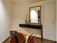 個室あり☆贅沢なサロンタイムを過ごせます。