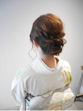 着物◎洋装◎ルーズヘアスタイル☆.12