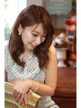☆とろゆるシフォンカール☆【LDK hair salon】048-729-6307