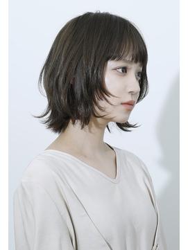 【arte HAIR】レイヤーボブ/厚めバング