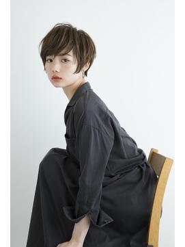 HOULe【前田賢太】似合わせ【ひし形】ショートボブ