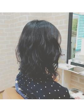 CLOCKWORK【ミディアムスタイル017】