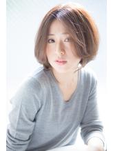 大人可愛い 小顔ショートボブ【Mutualhair】0471-36-2918.2