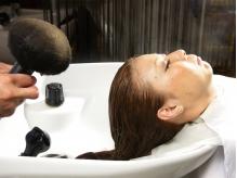 洗練された技術を持つスパニストが対応致します★選べるヘッドスパで髪&頭皮をBESTな状態へ◎