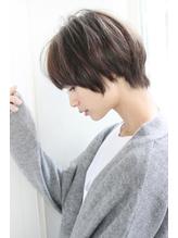 【Un ami】《増永剛大》人気シルエット、マッシュショートボブ☆ 無造作.51
