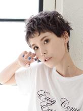 外国人風×パンクベリーショート【EARTH北小金】 パンク.28