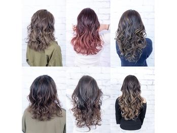 ヘアーメイク ダンス(hair make DANCE)(鳥取県米子市/美容室)