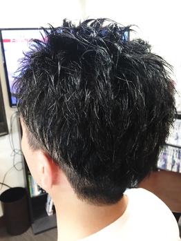 クロノヘアメイク(chrono hair make)