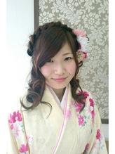 卒業袴ヘアセット カチューシャ.20