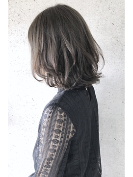 髪質改善◆人気No.2メニュー◆ミントグレー◆艶ダークカラー特集
