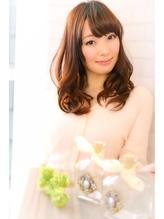 ROMA大人美人!!小顔★柔らかい無造作メルティ―カラー★  ツインテール.45