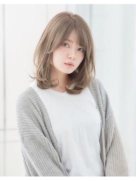 【宮崎洋輔】ゆるふわレイヤーカール☆