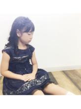 お子様の大切な日に   お姫様プリンセススタイル プリンセス.5