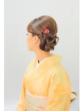 【ヘアセット専門】横浜 元町SOPO★卒園式ママ編み込みアレンジ3 卒園式.54