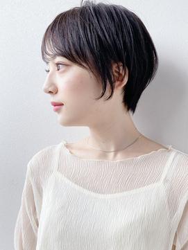 [K-two青山]丸みショートで大人可愛いスタイルに☆