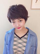 ひし形マッシュショート.52
