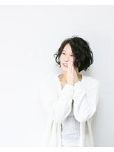 アッシュグレージュ☆パーマ☆大人可愛いボブ.15