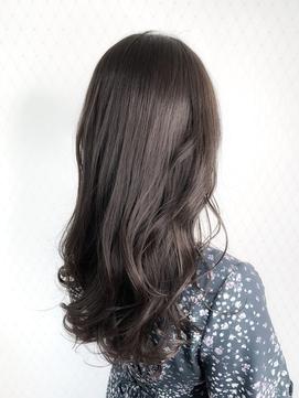 20代30代40代艶髪美髪 カーキグレージュ