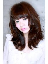 STAGE R.eco『シフォンブラウン☆フェミカール』.2