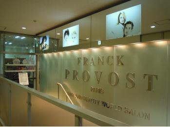 フランクプロボー(FRANCK PROVOST)