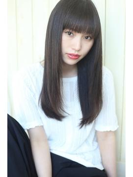 ~Bella鈴木~大人可愛い×ラフな&黒髪ストレート