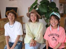 経験豊富のスタイリスト3名のみ★スタッフ募集中。