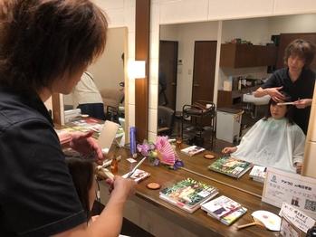 美容室フェアルナ(福岡県大野城市)