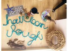 ヘアルームラフ(hair room Rough)